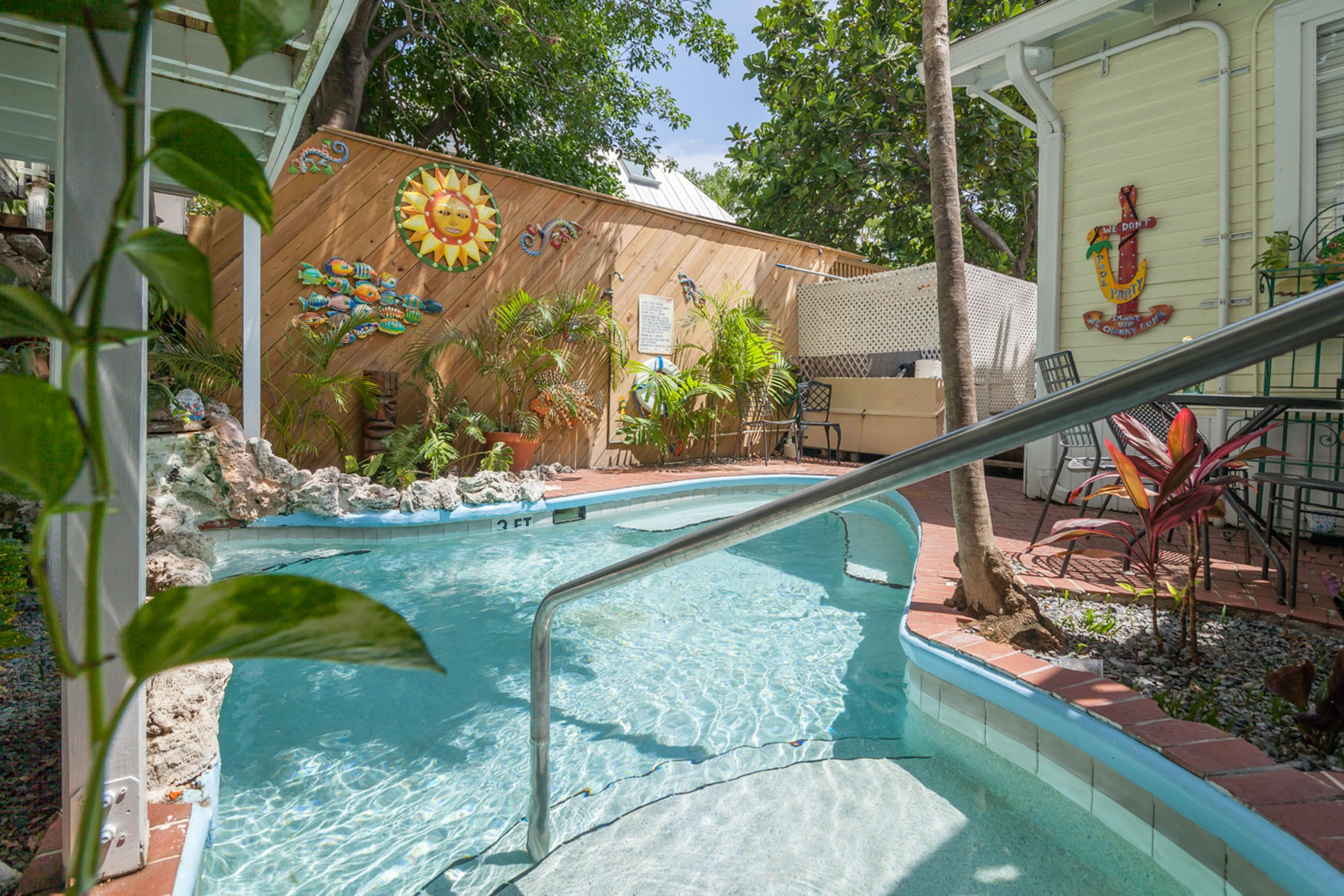 RENT Paradise Palms   Garden House Bed U0026 Breakfast | Key West Vacation  Rental