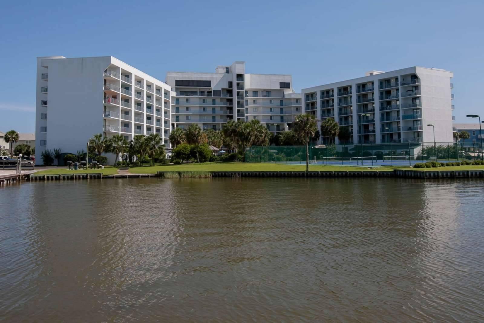 Gulf Shores Surf & Racquet 502C | Bender Vacation Rentals