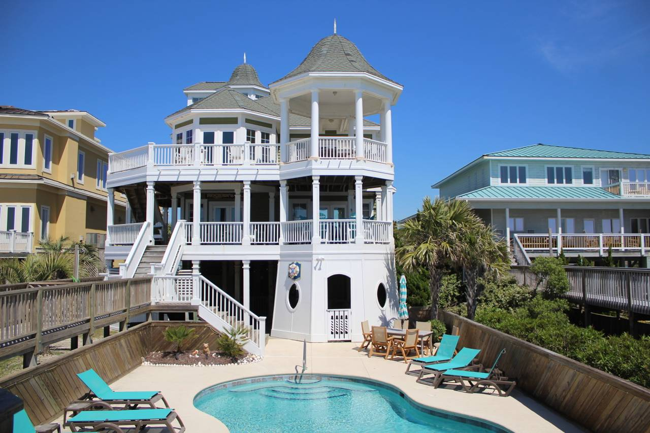 Ocean Isle Beach Vacation Rentals Cooke Realty