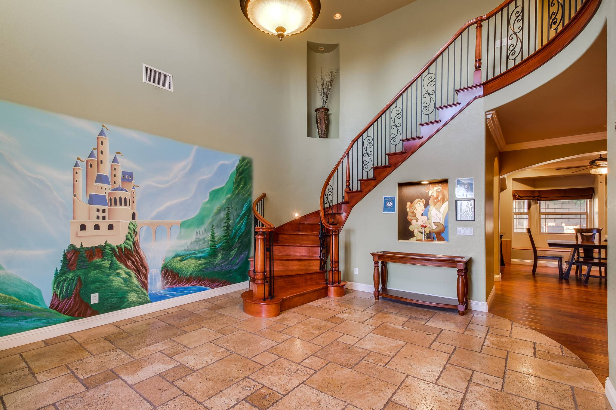 Belle's Castle   Funtierland Vacation Rentals