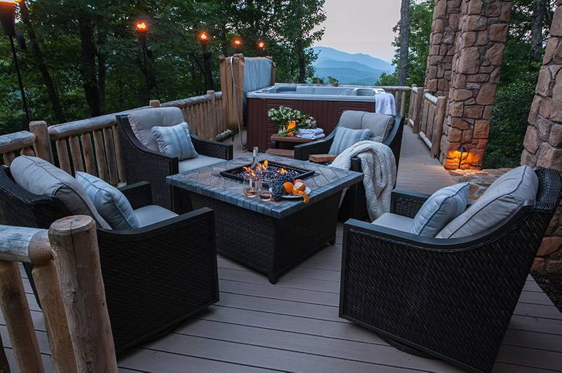 Black Mountain Log Cabin | Greybeard Rentals