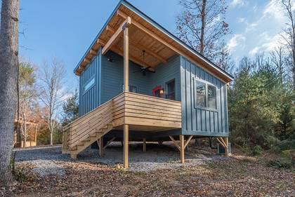 Asheville Nc Pet Friendly Cabins