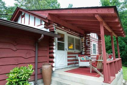 One Bedroom Asheville Cabin Rentals Greybeard Rentals