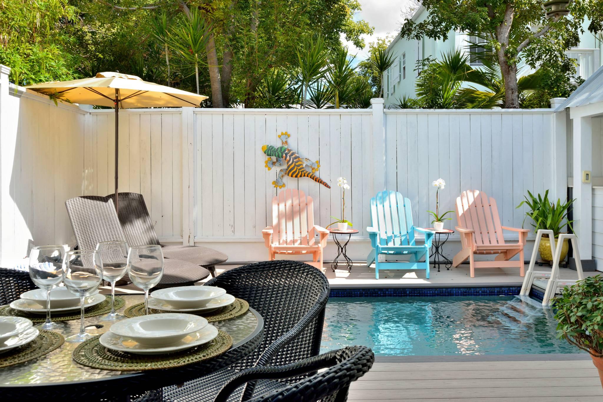 Phenomenal Potters Cottage Nightly Rental Historic Key West Interior Design Ideas Gentotryabchikinfo