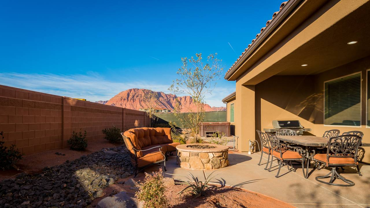 Canyon View Retreat 56 Red Rock Vacation Rentals