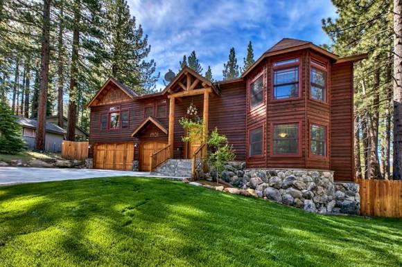 Lake Tahoe Vacation Rentals With Hot Tubs Rnr Vacation Rentals