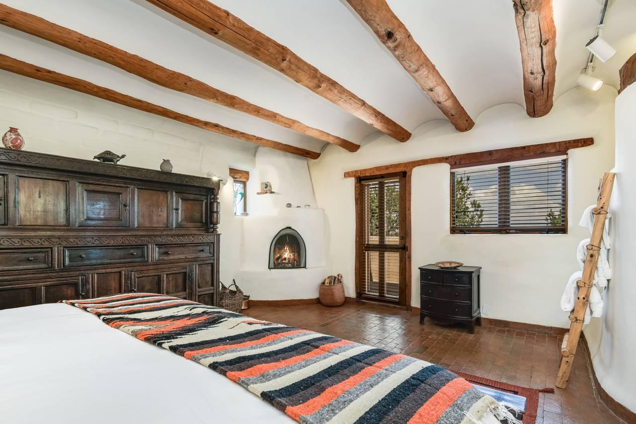 Mansion Ridge Hideaway Santa Fe Luxury Rental