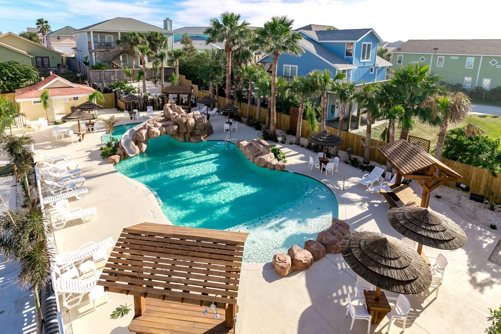 Shark Key's | Port Aransas | Silver Sands Vacation Rentals