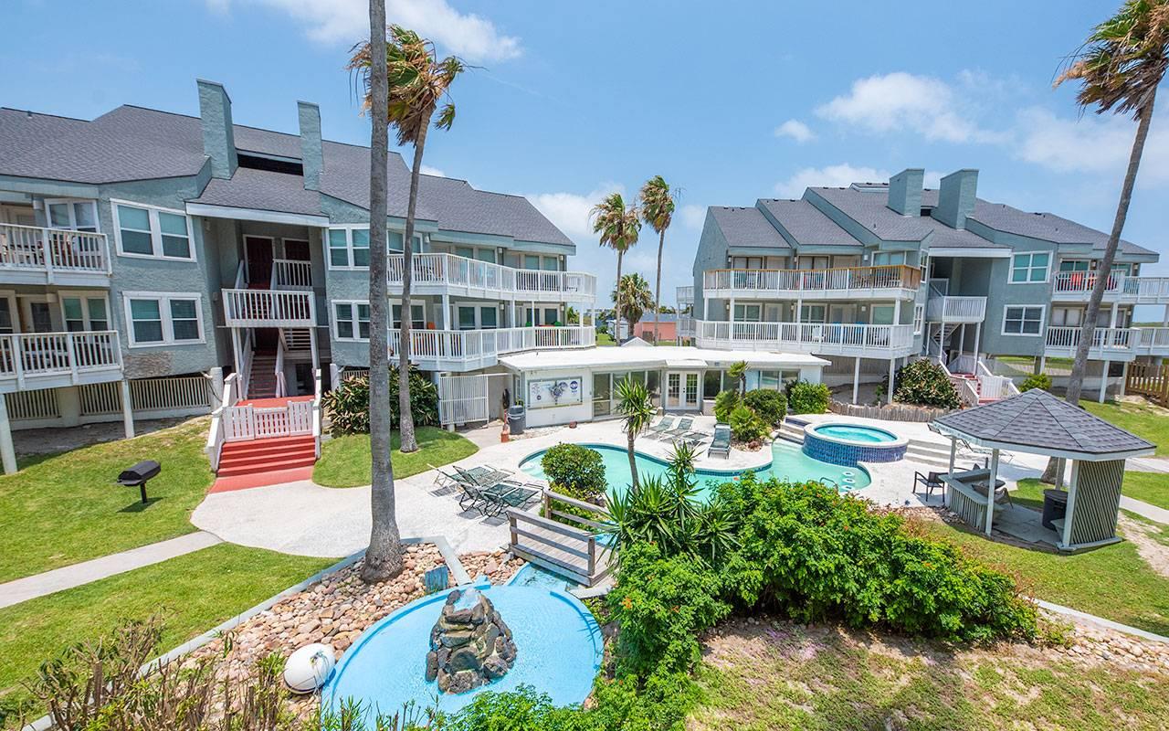 The Islander Port Aransas Silver Sands Vacation Rentals