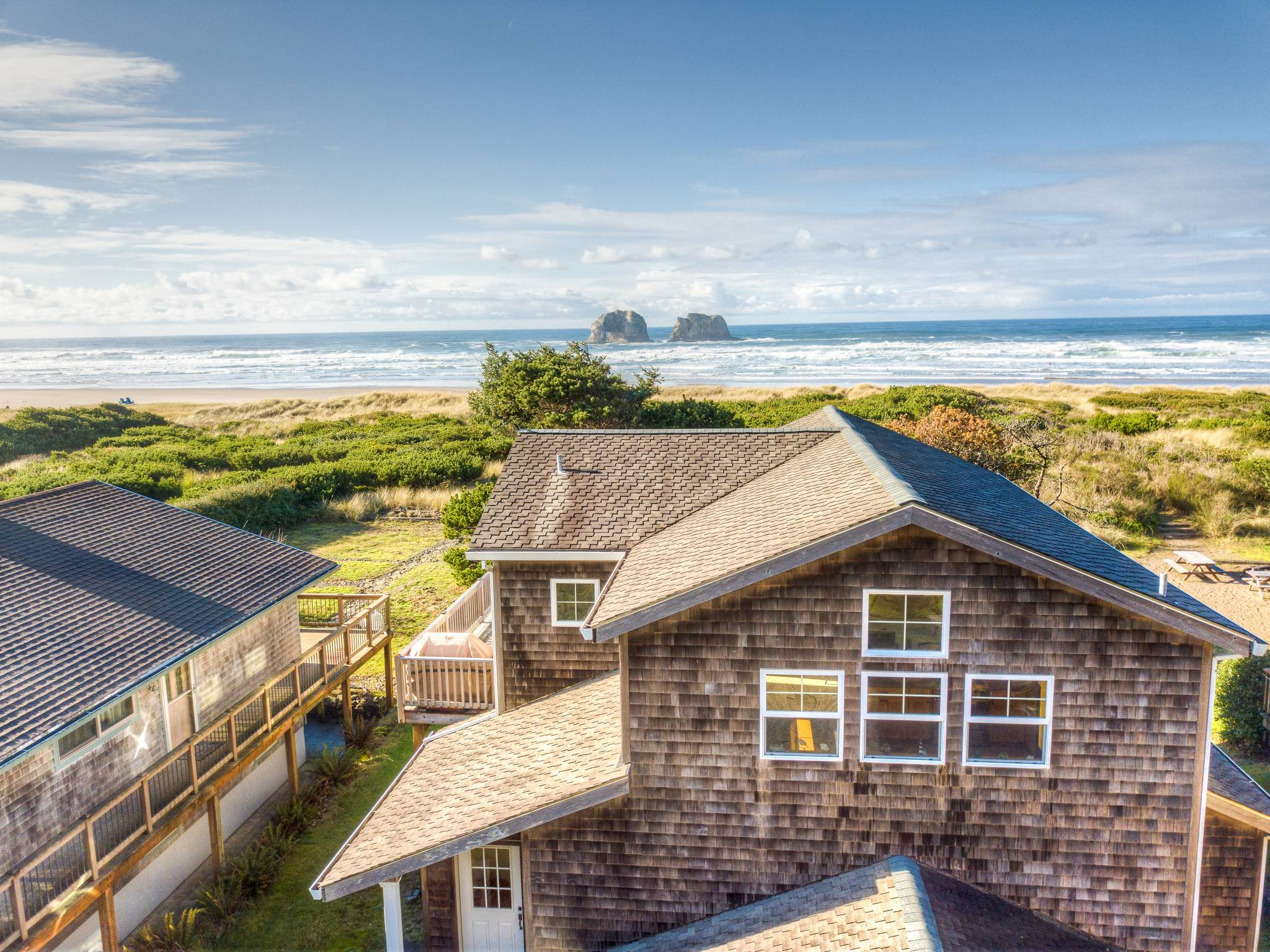 Twin Rocks Haven Sunset Vacation Als