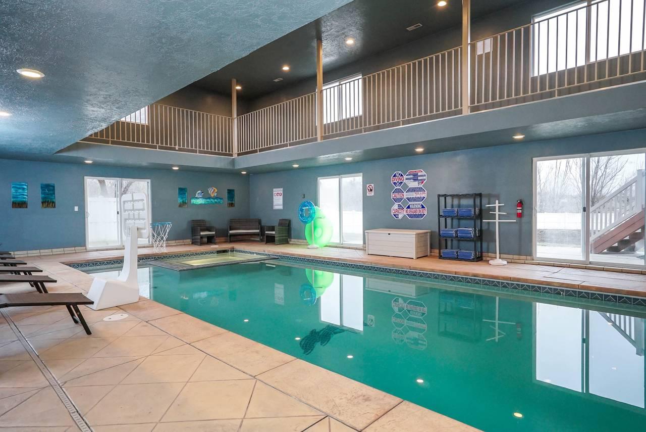 Draper Poolhouse in Salt Lake with Indoor Pool | Utah\'s Best ...